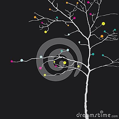 Thin tree