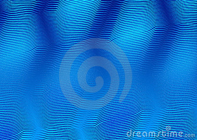 Thin waves background