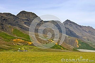 Thingvellir Volcanic Mountains