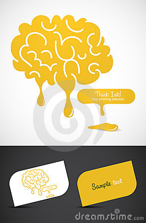 Think ink logo design