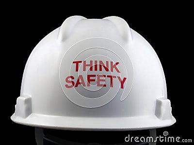 Think Safety Hard Hat