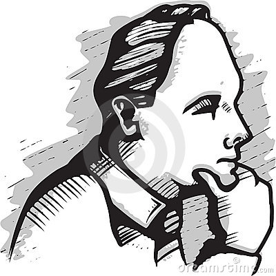 clip art man thinking. clip art man thinking. THINKING MAN (click image to