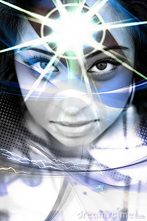 Free Third Eye Stock Image - 8859901