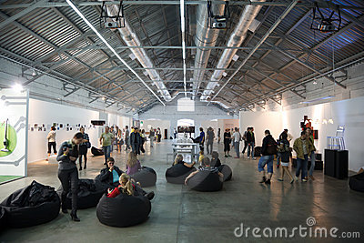 Third International Design Festival Editorial Photo