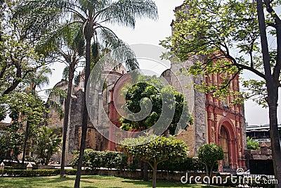 Third Order Chapel in Cuernavaca Mexico