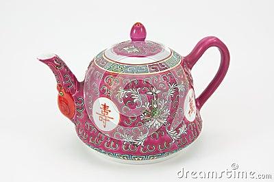 Théière chinoise