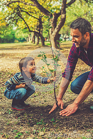 Free This Tree Will Grow With You! Stock Images - 59487454
