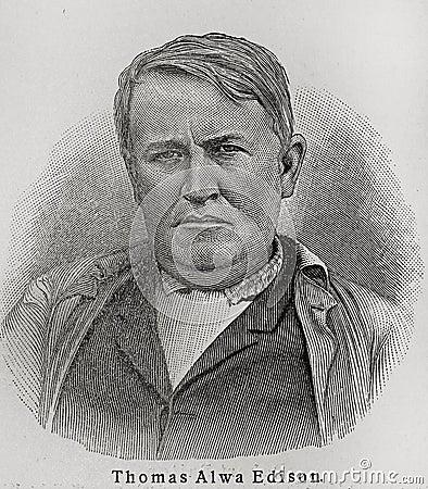 Free Thomas Edison Stock Photos - 20442403