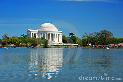 Thomas Jefferson national memorial, Washington DC
