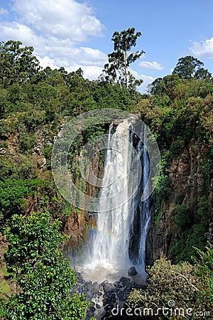 Free Thomson S Falls, Kenya Royalty Free Stock Photo - 39826785