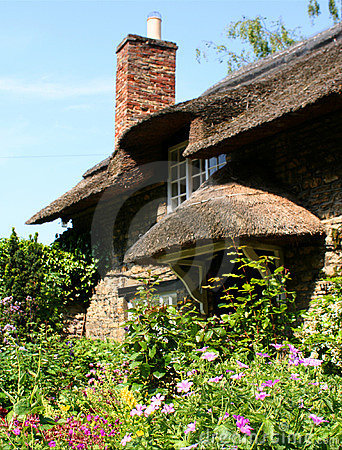 Thornton Dale garden