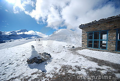 Thorung La, Annapurna, Nepal