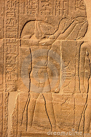 Thoth standing