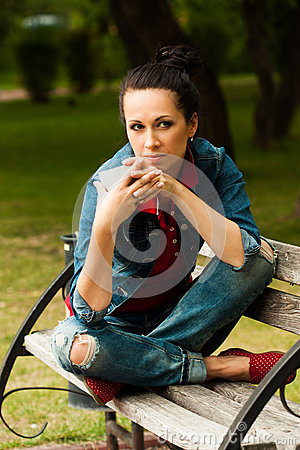 thoughtful-girl-coffee-bench-park-nice-blue-jeans-sitting-green-summer-garden-44321992 Approaches for Choosing the Best Ukraine Brides Costume
