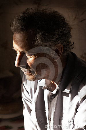 Free Thoughtful Look. Royalty Free Stock Photo - 849785