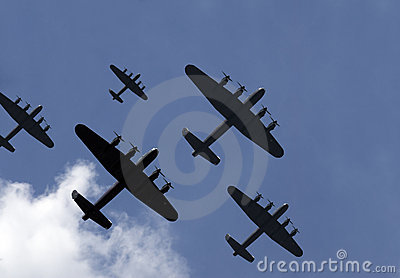 Thousand Bomber Raid