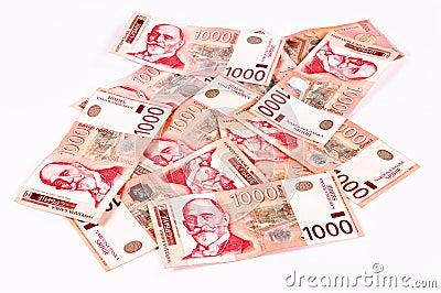 Thousand dinars