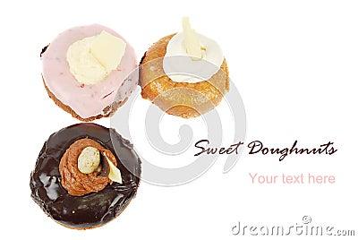 Thre Doughnuts