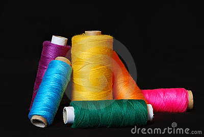 Threads for sewing