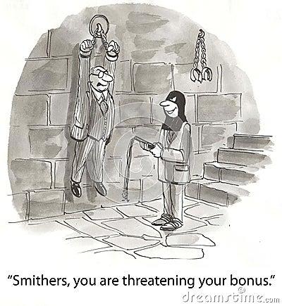 Threatening bonus