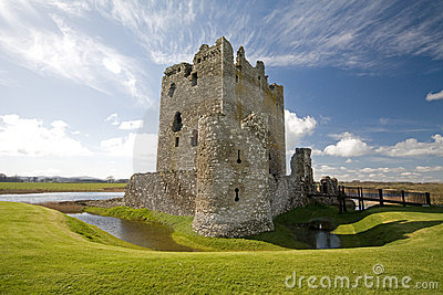 Threave Castle, Dumfries, Scotland