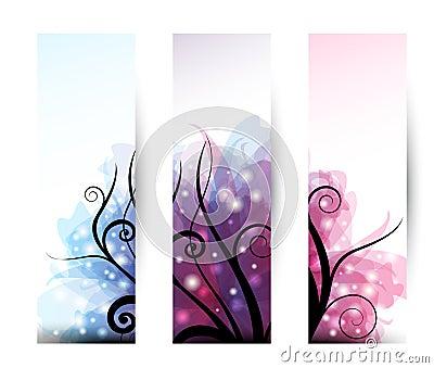Three Banner