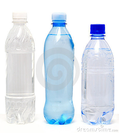 Free Three Bottle Royalty Free Stock Photo - 19406955