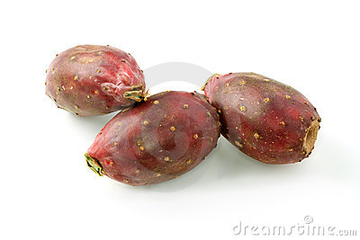 Three Cactus Pears