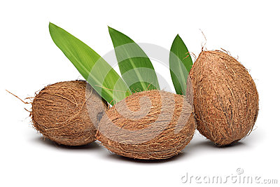 Three Coconut