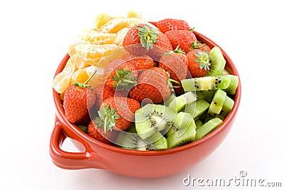Three colour health