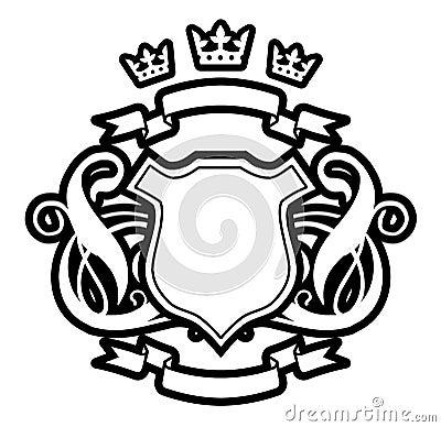 Three crowns