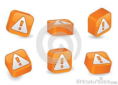 Three-Dimensional Caution Blocks