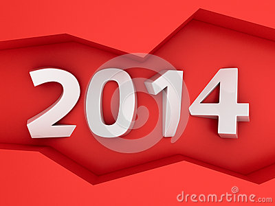2014 on the red wall