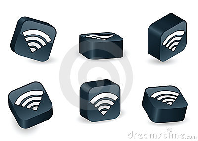Three-Dimensional WiFi Blocks