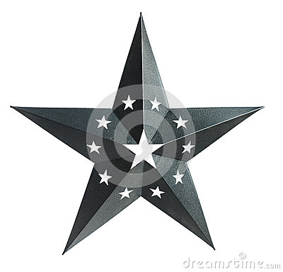 Three Dimentional Star