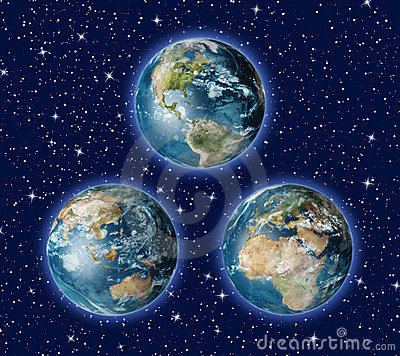Three Earths B