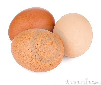 Three Eggs Stock Photography - Image: 23098002
