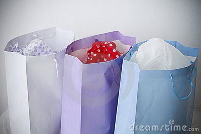 Three Gift Bags