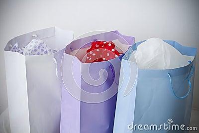 Three Gift Bags