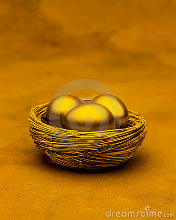 Gold Nest Eggs Superannuation Investments