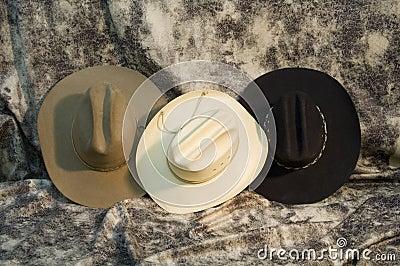 Three hats 3