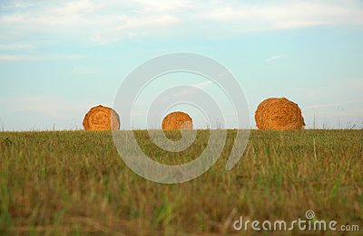 Three Haystacks