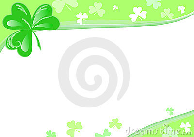 Three Leaf Clover page