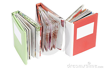 Three miniature gift books