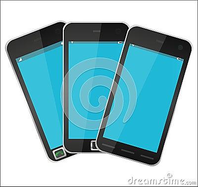 Three mobile phone