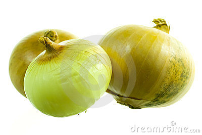 Three onion.