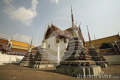 Three pagoda