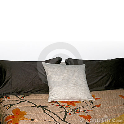 Free Three Pillows Stock Images - 3652014
