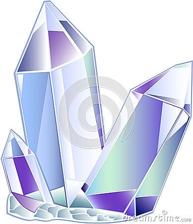 Quartz Crystal Clipart Three-quartz-crystal-22585159 jpgQuartz Clipart