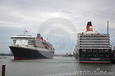 Three Queens Event 14 Editorial Stock Photo